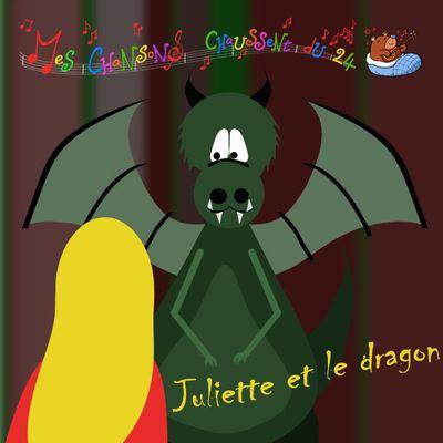 Pochette de Juliette et le dragon
